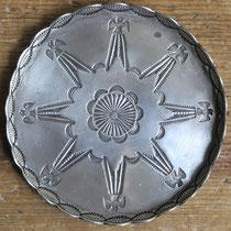 """1375a Navajo/Coaster/Tray c.1930-50 3"""" $250"""