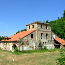 Barbara-Hütte (Vysoká pec Barbora)