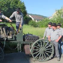 Banntagschuchi auf dem Mühleplatz