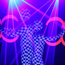 Lasershow in Rheinland-Pfalz - Fantômes de Flammes