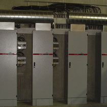 alkaSOL / EST project: Fronius IG 300 inverters - EST test side in Bavaria / Bayern