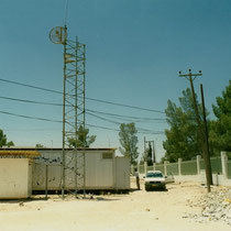alkaSOL project: transmission station in Lybia - powered by Siemens UPS systems