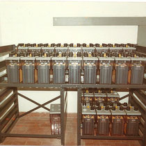 alkaSOL project: Nigeria 1985 - Varta battery back-up unit