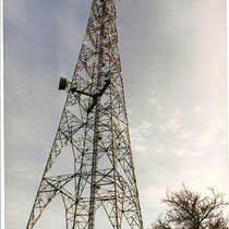 alkaSOL project: Nitel Transmission Tower Ashu Hill