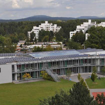 alkaSOL / EST project: 95 kWp on school in Nürnberg