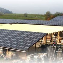 alkaSOL / EST project: JA Solar PV-modules  -  Arnbrück - Glasdorf