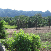 Landschaft von Guatemala