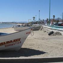 am Strand von San Felipe
