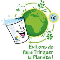 Logo - Sur un air de Terre
