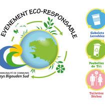 Pictogrammes + logo - Communauté de Communes du Pays Bigoudène