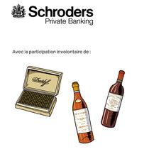 BD évènementielle _ Verane Events / Schroders Private Banking
