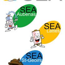 Logos - SEA / Schneider Electric