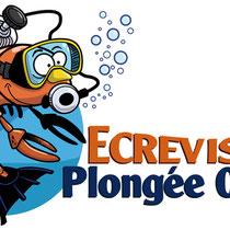 Logo - Ecrevisses Plongée 07