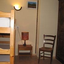 Chambre Marmottes familiale pour 4 personnes