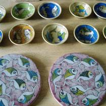 Céramiques - artisanat d'Iran