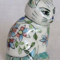 céramiques - petit chat - artisanat - Iran