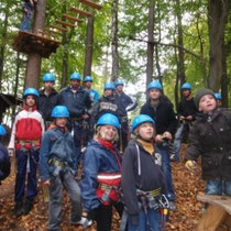 Hochseilgarten 2006