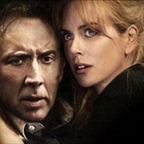 「ブレイクアウト」!天パラです。ニコールキッドマンの可愛さが。。怖がる顔もなお奇麗でした。