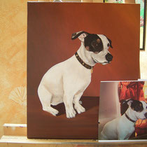 Valmont, Jack russell