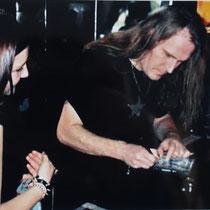Thomas Muster, TV Aufnahmen Genf 2005