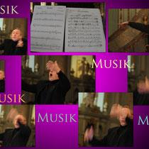 Der Dirigent - auch da ist Musik drin...