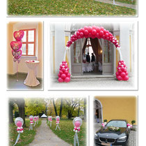 Hochzeit Juliusspital Gartenpavillon Würzburg
