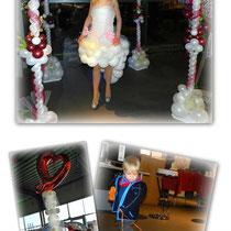 PRE-WEDDING-PARTY 2013 im Autohaus Grampp Lohr