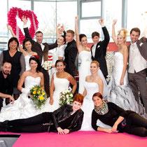 """""""Die Hochzeitsmesse"""" 2012 Würzburg"""