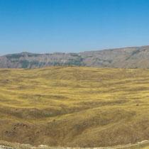 Caldera mit 7km Durchmesser