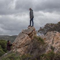 Felsen machen Freude