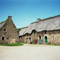 Village de Poul Fetan à Quistinic