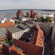 Luftbilder Hansestadt Stralsund