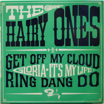 The Hairy Ones Barclay BLY 70898 1965 front