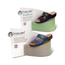 Display HAUER SHOE