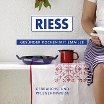 Broschüre RIESS EMAILLE