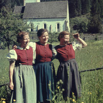 Geschwister Fritz Prantl 1944