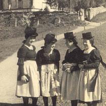 Geschwister Grill Neur 1950