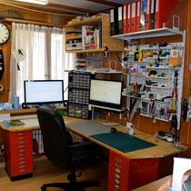 2009 | Anlagenraum | 1. Arbeitsplatz