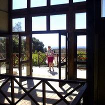 2002 | Paphos | Zypern | Königsgräbervon NeaPaphos | «Thomb of Kings» | Eingang