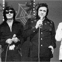 Carl Perkins, Roy Orbison, Johnny Cash & Jerry Lee Lewis