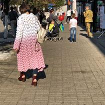 Jaroslawl | Stadt-Spaziergang | «Mode à la Russe».