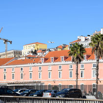 Cais das Colunas: Museu de Lisboa