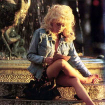 Dolly Parton «off camera»
