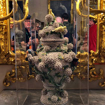 Puschkin | Katharinenpalast | Sehr kostspielige, ausgefallende Deko-Vase