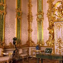 Puschkin | Katharinenpalast | «Einfach, weil's schön üppig ist!»