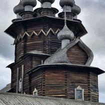 Kishi | «Verklärungskirche» | Sommerkirche