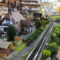 2019 | «Flückingen» | Bahnhof «Bellevue» | Ausfahrt Richtung «Riegelhausen»