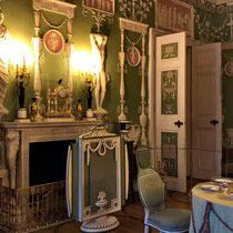 Puschkin | Katharinenpalast | Tafeln im Grünen Salon