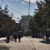 Jaroslawl | Stadt-Spaziergang | Stadttor