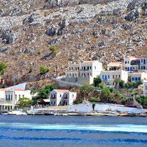 2013 | Rhodos | Symi | Blick über die Bucht.